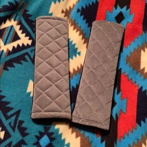 Seat belt covers brand new